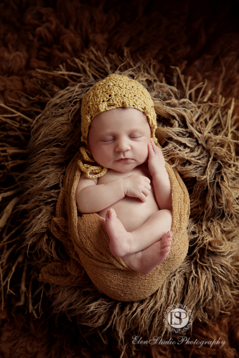 Innocent baby photography